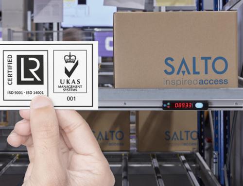 SALTO erneut nach ISO 9001 und ISO 14001 zertifiziert