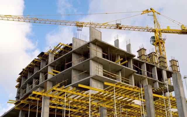 Corona-Pandemie belastet das Bauhauptgewerbe