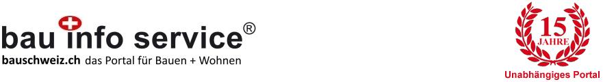 Bauschweiz – Das Portal für Bauen und Wohnen. Logo