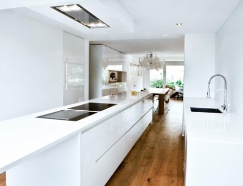 Qualitativ hochwertige Küchen, Schränke und Türen