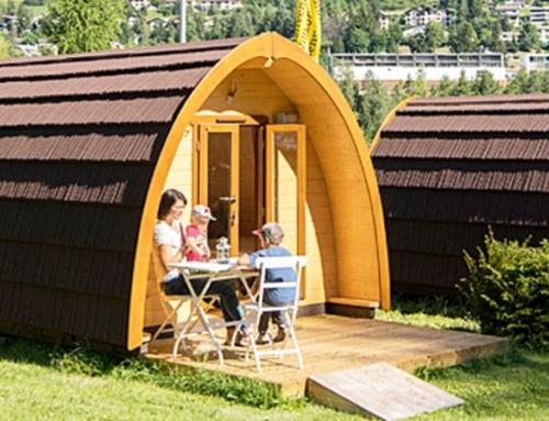 FunAct AG ist Generalimporteur div. Tiny Houses  in der Schweiz