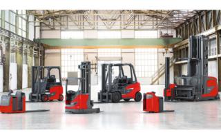 Linde Material Handling Schweiz AG – FOR YOUR PERFORMANCE