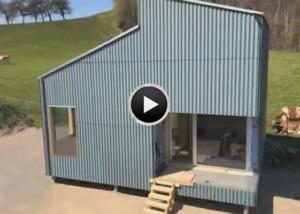 Tiny House: von Basel nach Bazenheid