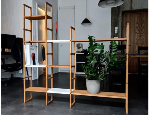 Das Schweizer massivholz Möbelsystem