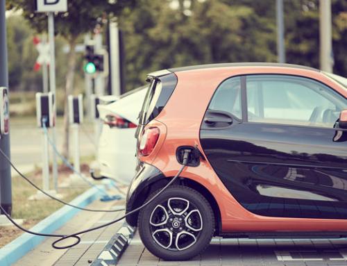 Ladestation für Elektroautos im Stockwerkeigentum