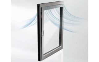 Schallschutz und natürliche Fensterlüftung