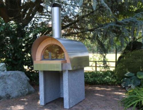 Brot- & Pizzaöfen für den Outdoor-Bereich Schweizer Qualität macht sich bezahlt!
