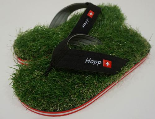 Gewinnspiel Grass Flip Flop