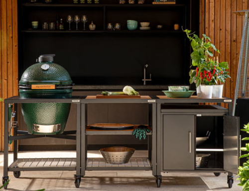 Mach deinen Garten zur Outdoor-Küche