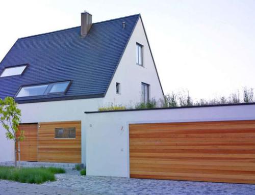 Beim Hausbau an die Umwelt denken