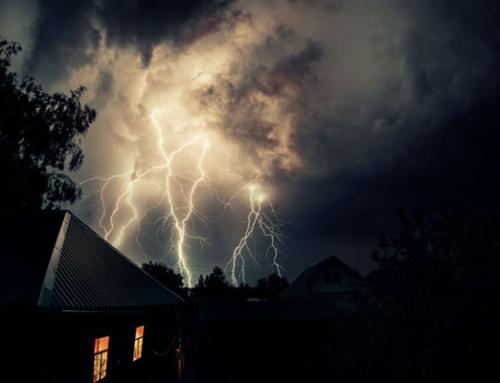 BFB empfiehlt die Installation von Blitzschutzsystemen