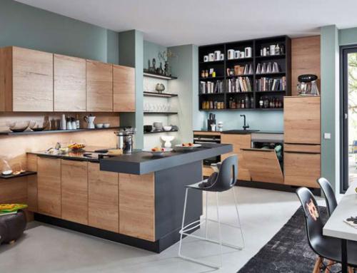 Natürlicher Look für die Küche