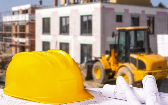 Bauhauptgewerbe setzt Erholung im 2. Quartal fort