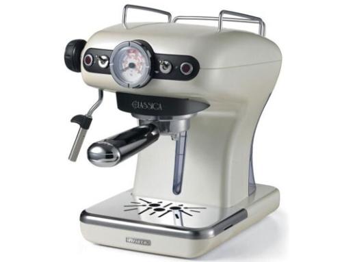 Gewinnspiel Ariete Portionskaffeemaschine ARI-1389-PR Perlmutt