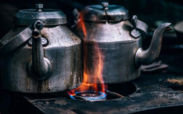 Küchenbrände vorbeugen