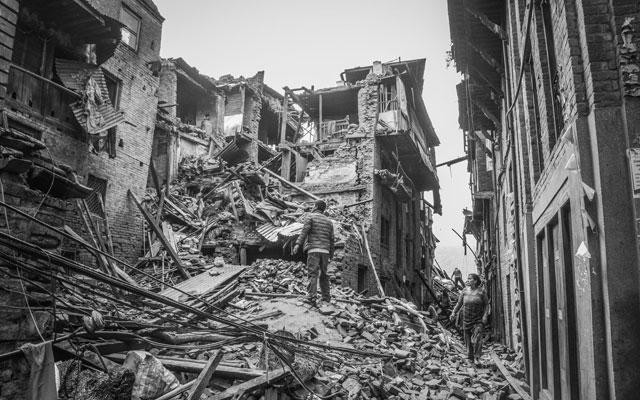 Risiko Erdbeben