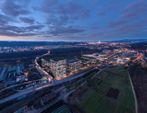Swissbau Innovation Lab 2022: drei Areale, ein Ziel