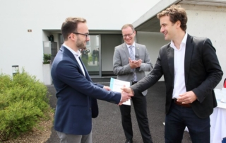 Erstes Minergie-Grossprojekt mit MQS Bau ausgezeichnet