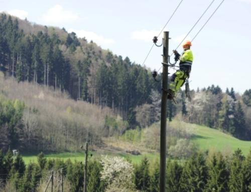 EKZ: Beteiligung am Elektrizitätswerk Schaffhausen