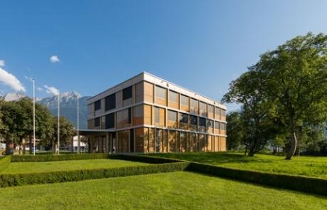 BWZ Uri – Moderner Holzelementbau für das Bildungshaus