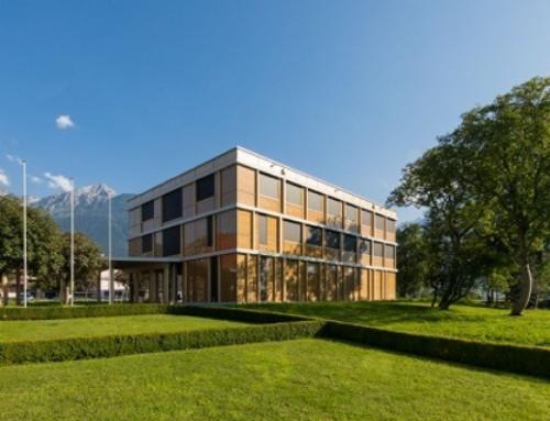 BWZ Uri – Moderner Holzelementbau