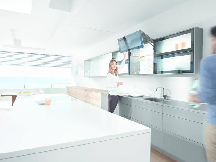 Funktionale Schränke für moderne Küchen