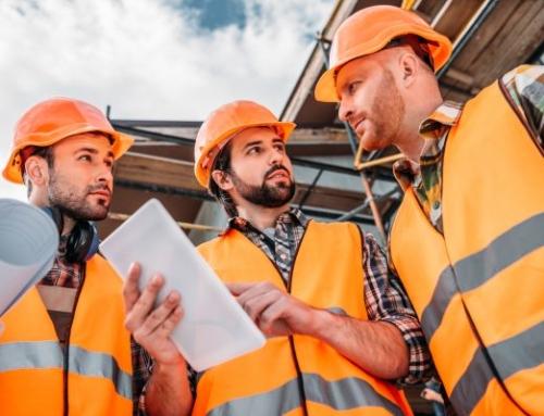 Baustart für fünf grosse Tiefbauprojekte
