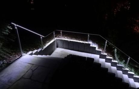 Geländersystem