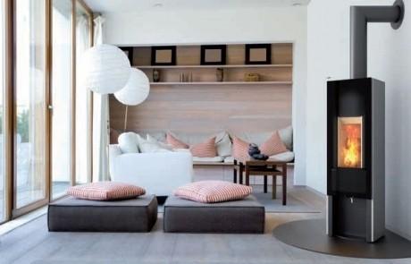 Mit der Wohnraumfeuerung in eine feurige Zukunft