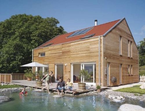 Nachhaltig bauen und gesund wohnen