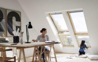 Bei Dachfenstern an eine zuverlässige Kindersicherung denken