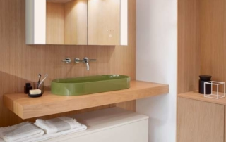 Smarte Lichtstimmung im Badezimmer