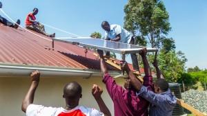 Solare Berufsbildung weltweit