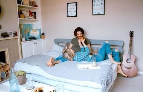 Zeit zu zweit: Auf in die gemeinsame Wohnung