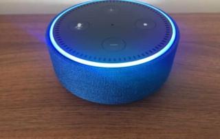 Renomation testet die Smart Home Steuerung des Amazon Echo Dot auf Herz und Nieren