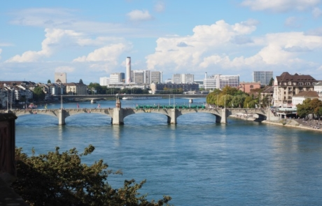 Erneuerung Achse Basel – Riehen Grenze: Erweiterte Verkehrsumleitung