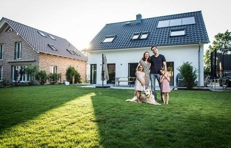 Das Haus ist meins, das Grundstück nicht