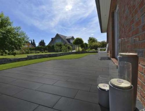 Wie bleibt die Terrasse lange schön?