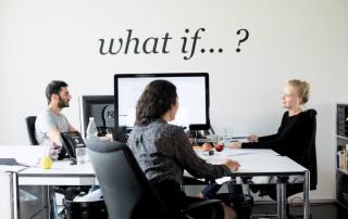 Denkansätze für die Büroraumgestaltung