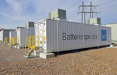 Energiezukunft: Grösste Batterie in Betrieb