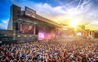 Energy Challenge 2018 beim Schweizer Festivalsommer mit dabei