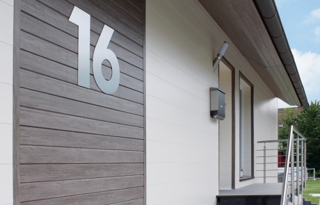 Fassade als Visitenkarte des Hauses