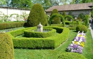 Grün steigert Hauswert