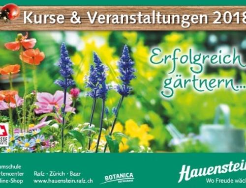 Hauenstein Kurse & Veranstaltungen im September