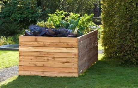 Das Hochbeet für Ihren Garten