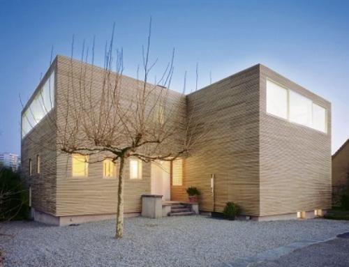 Holzbau: Häuser aus Schweizer Holz
