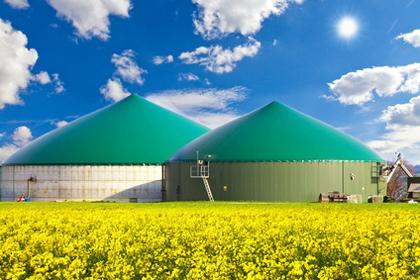 18 Prozent mehr Schweizer Biogas eingespeist