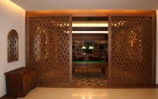 Lasertechnologie, Holzindustrie und modernster Oberflächenveredelung
