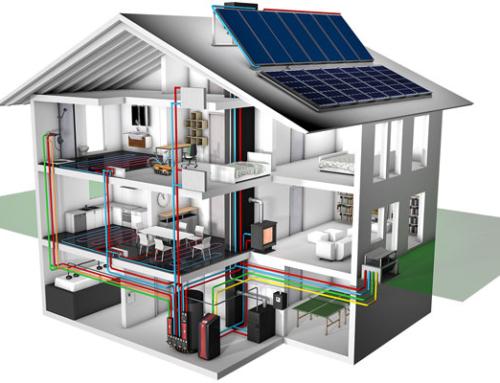 Komplettanbieter für ausgefeilte Energiesysteme