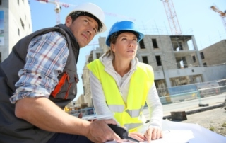 Lohnerhebung Bau: Durchschnittslöhne auf Bau steigen um 0.6%
